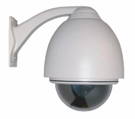 מדהים מצלמת אבטחה PTZ ממונעת 360/180 מעלות, בעלת זום של 26X | מצלמות TG-04